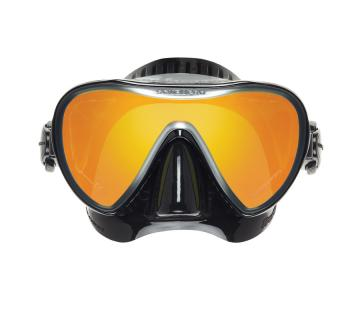 Mặt Nạ Lặn SYNERGY 2 DIVE MASK, W/ MIRRORED LENS, SILVER